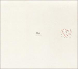 M+A album cover