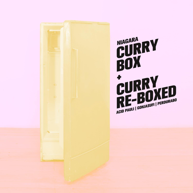Niagara, curry re boxed
