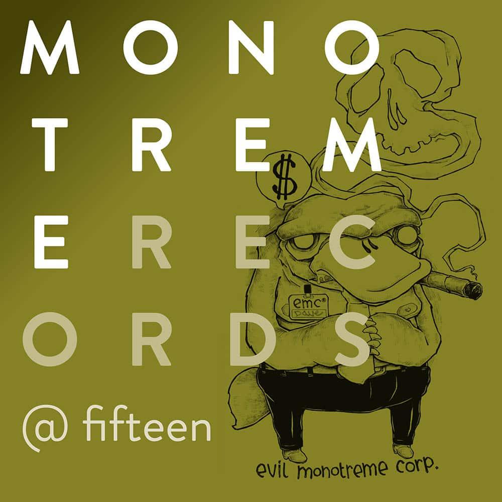 VA Monotreme Records 15