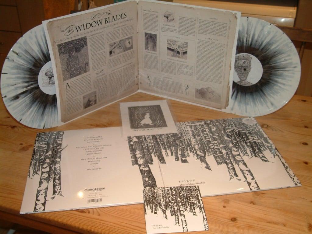Reigns vinyl